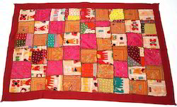 Tapestry Patchwork Wall Hanging