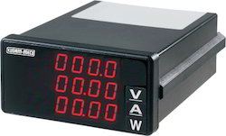 Microprocessor DC Multifunction Power Meter