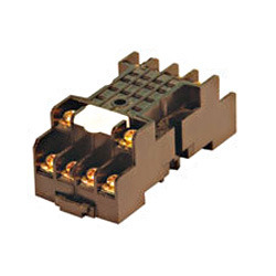 Sockets & Accessories-DIN Rail Mounting Sockets