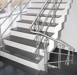 Stainless Steel Staircase In Coimbatore Ss Staircase