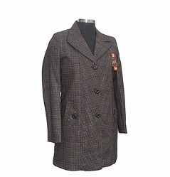 Ladies Tweed Coat
