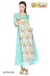 Glamorous Bollywood Style Long Designer Dress Suits