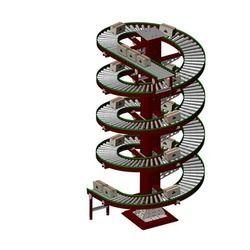 Spiral Roller Conveyor