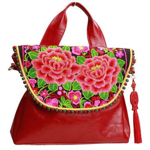 0a68290e2f41 Embroidered Handbags at Best Price in India