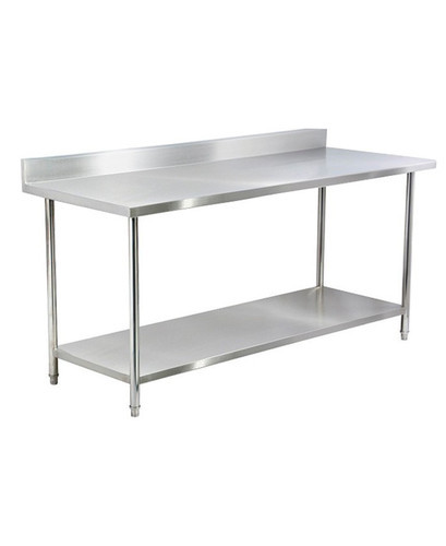 Kitchen Work Tables Hotel Dinning Table and Chair