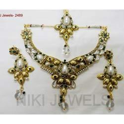 Bronze Fashion Jewelry