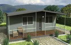 Prefabricated Bungalow Portable Modular Homes
