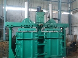 Double Box And Double Cylinder Hydraulic Pres