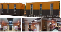 Prefabricated Container Hostel