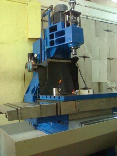 Retrofitting Milling Machine