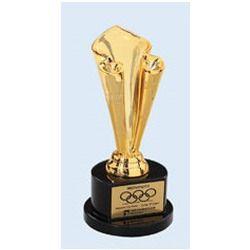 Metal Wood Trophy