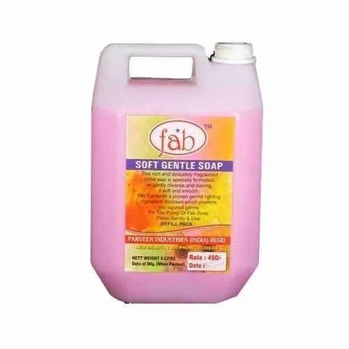 Gentle Liquid Soap