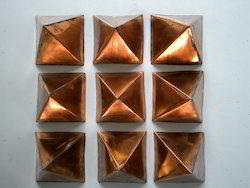 Copper Hollow Pyramid Cap