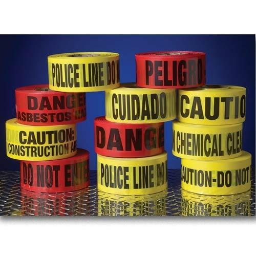 Caution Tapes Warning Tapes