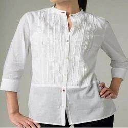 Ladies Woven Garments