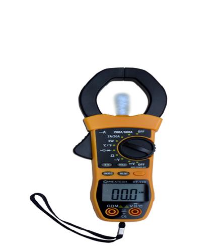 Mextech Digital Dual Display Clamp Meter
