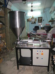 Semi Automatic Piston Filling Machine