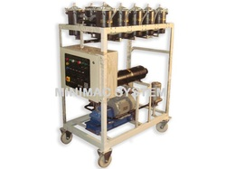 electrostatic oil filtration system