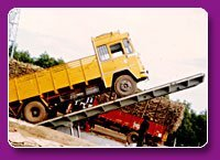 Hydraulic Truck Unloaders