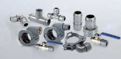 Aluminium Pipes Fittings