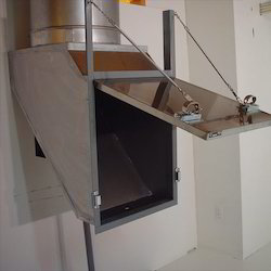 Waste Conveyance System Linen Chute Manufacturer From Mumbai