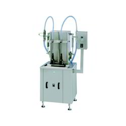 Semi Automatic Volumetric Bottle Filling Machine-2 Head