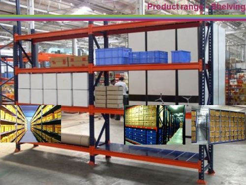 Long Span Shelving Solutions
