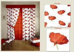 Gerber Design Curtain