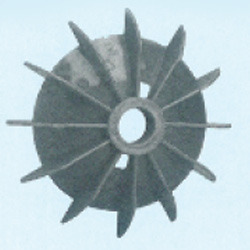 Plastic Fan Suitable For NGEF 100 Frame Size