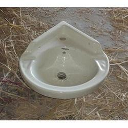 Corner Wash Basin : Wash Basin - Corner Wash Basin Manufacturer from Thangadh