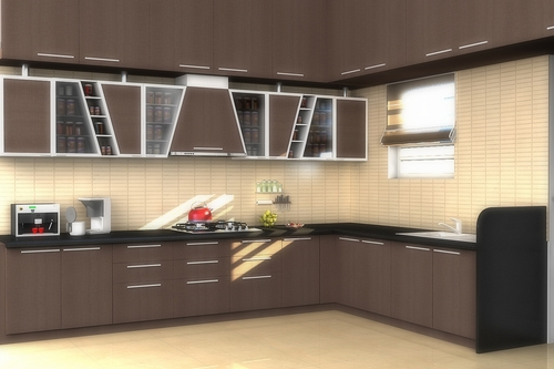 Shop Designing Kitchen Designing Service Provider From Vadodara
