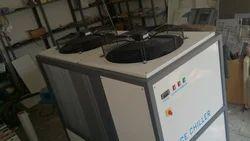 Air Cooled Brine Chiller