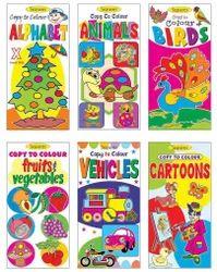 Copy to Colour Book