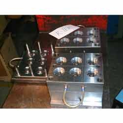 Industrial Plastic Injection Moulds