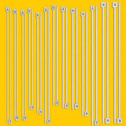 Aluminum Knitting Needle