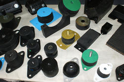Anti Vibration Mounts & Rubber to Metal Bonded Components