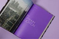 printed literature magazine