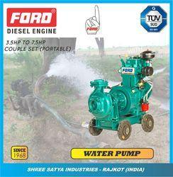 couple water pump set