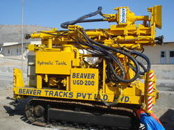 Under Ground Mining Drilling Rig
