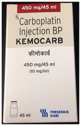 Carboplatin Injection 450 mg Fresenius Kabi