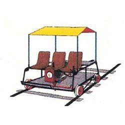 Motor Cum Push Trolley