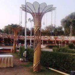 Elegant Outdoor Wedding Decorations