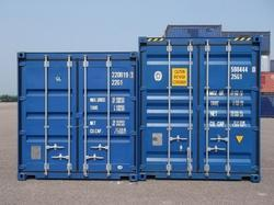 40' High Cube, USED Shipping Containers