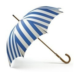 Wooden Umbrella Single Fold Piano