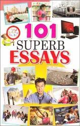 Manoj Publications 101 Superb Essays Book