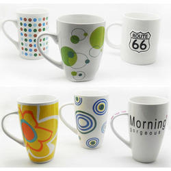 Promotional Bone China Mugs
