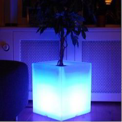 Illuminated LED Pots