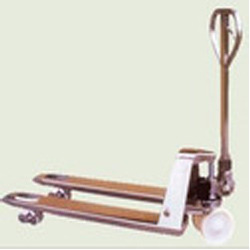 Full Stainless Steel Pallet Truck