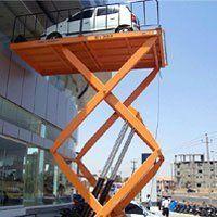 Hydraulic Car Elevator