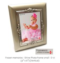 Frozen Memories Photo Frame